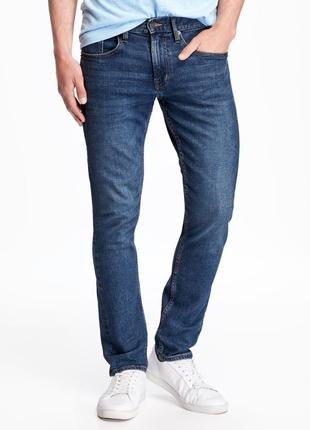 Мужские джинсы skinny