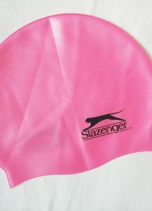 Шапочка для плавания девочке, 3-5 лет