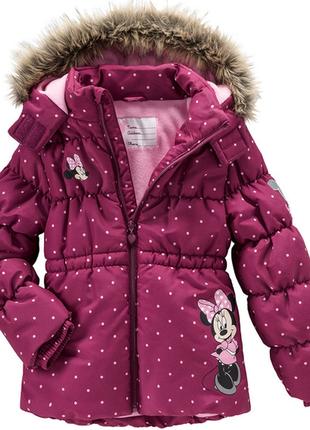 Зимняя куртка topolino, тополино 128-134р. распродажа, по цене закупки