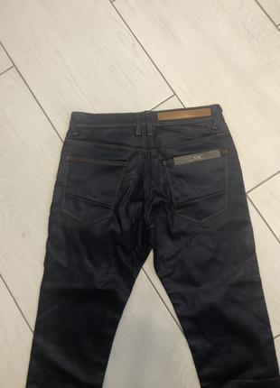 Мужские брюки джинсы  zara