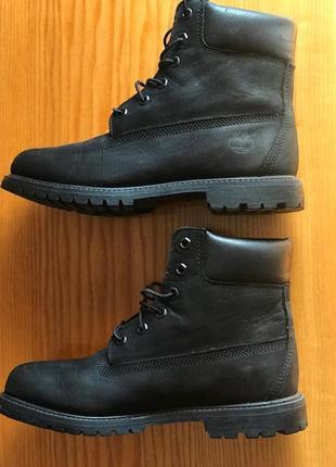 Ботинки timberland оригинал 6inch premium black