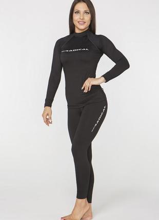 Женское спортивное/лыжное термобелье radical magnum