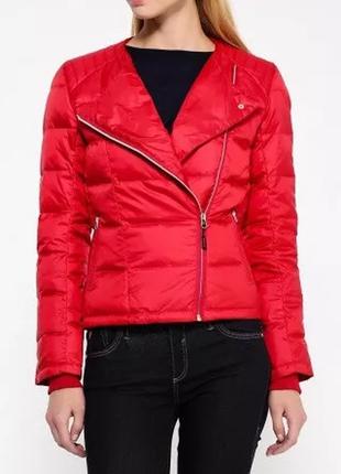 Пуховик куртка puma ferrari down jacket scooter (оригинал), размер м