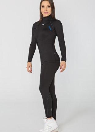 Женское спортивное/лыжное термобелье radical edge, теплое зимнее комплект