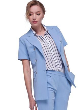 Брендовый летний пиджак жакет блейзер bay trading company великобритания