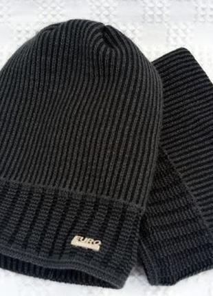 Набор шапка снуд