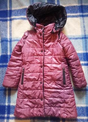 Зимнее пальто new mark