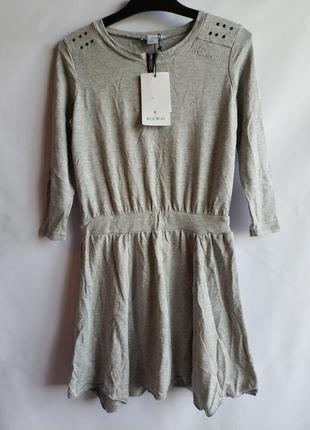 Трикотажное детское платье французского бренда kookai , 10 лет