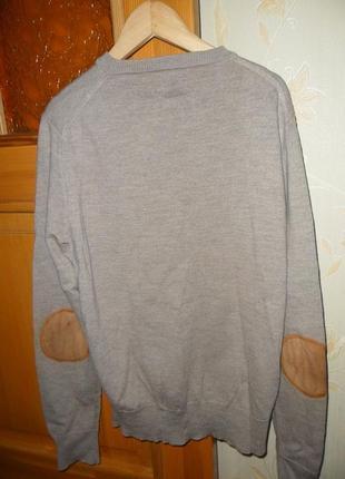 Итальянский шерстяной свитер