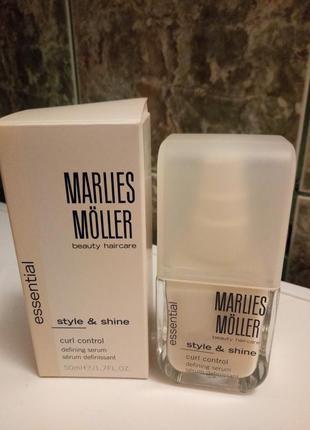 Сыроватка для волос marlies moller (швейцария)