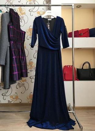 Вечернее , выходное , длинное дизайнерское платье в пол от украинского бренда seam