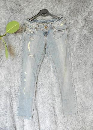 ✅ джинсы рванки