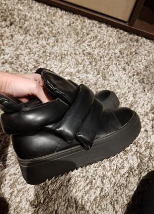 Ботинки р 37