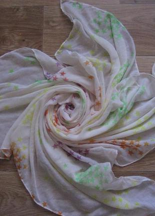 Классный фирменный платок top secret в сост нового