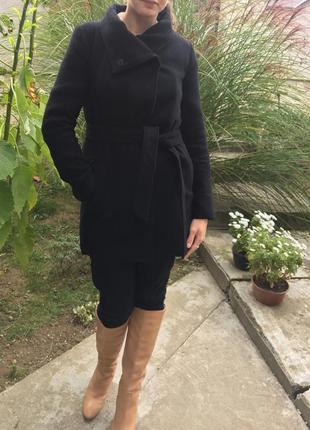 Пальто жіноче bershka
