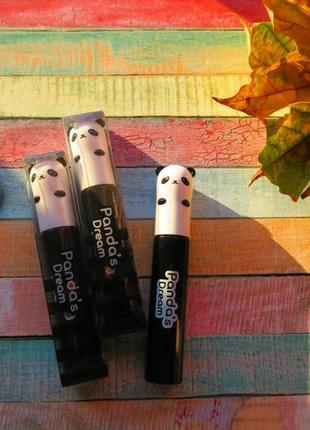 Тушь для ресниц tony moly panda's dream smudge out mascara