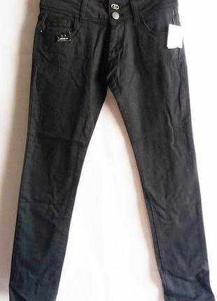 Женские джинсы с заниженной талией итальянского бренда alcott, s-m