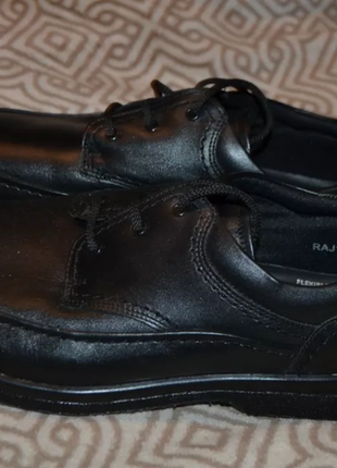 Новые мужские туфли pavers 31 cм 46 размер кожа англия