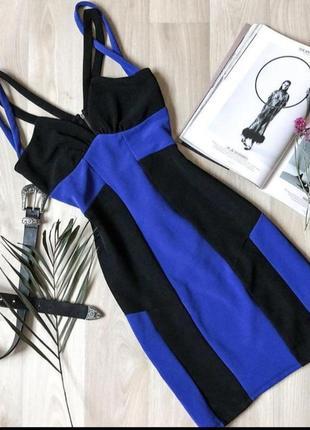 Бандажном платье love label🖤