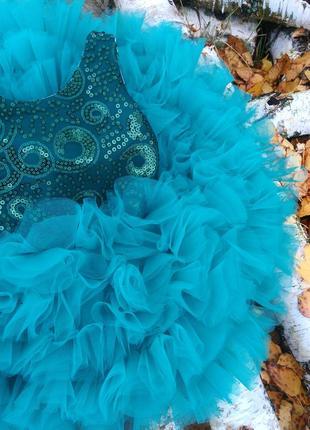 Платье индивидуаньного пошива