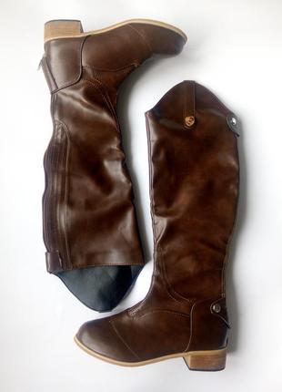 Стильні осінні чоботи / стильные весенние сапоги