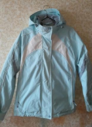 Лыжная мембранная термокуртка