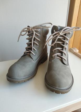 Ботинки деми/еврозима unionbay macon, 38 размер