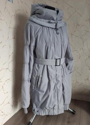Куртка на тонком утеплителе