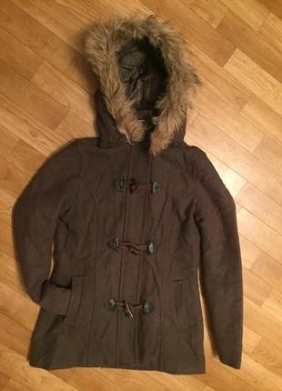 Дафлкот зимний! очень модный,тёплый!3