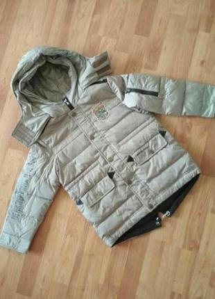 Пуховик парка куртка зимняя  snow doll