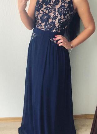 Платье в пол little mistress