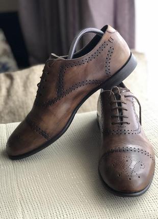 Туфли sergio rossi на 41 42 размер