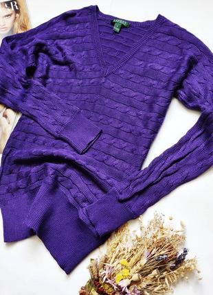 Качественный свитер ralph lauren