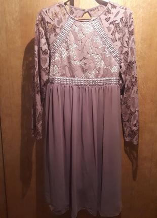 Классное платье с пышной юбкой little mistress