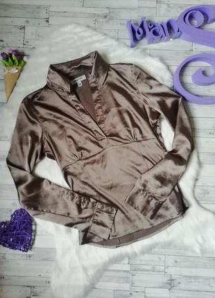 Блуза jennifer шелк атлас