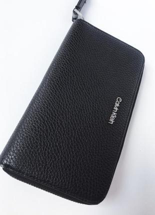 Кошелёк гаманець бумажник портмоне calvin klein