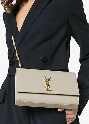 Yves saint laurent kate monogram сумка