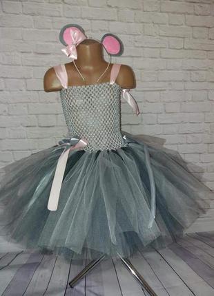 Карнавальный костюм ручной работы мишка