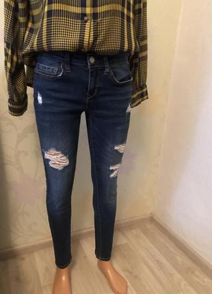 Шикарные джинсы s/m !!! супер цены 🔥