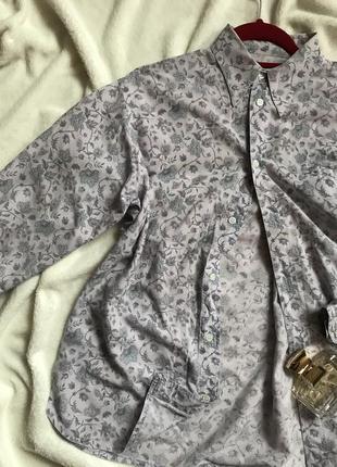 Оригинальная рубашка cheeks c рукавами необычной формы