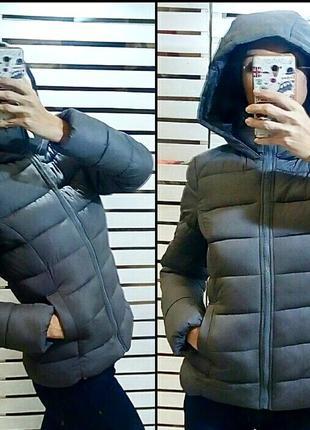 """Куртка теплющая, осень-зима """"terranova""""."""