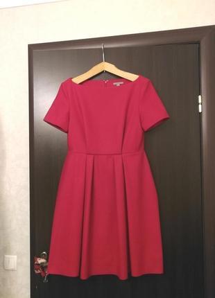 Шикарное платье зима- осень шерсть кашемир