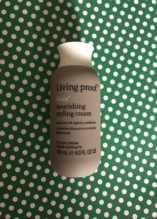 Крем для волос living proof no frizz nourishing styling cream