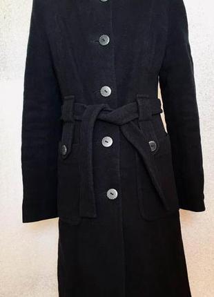 Стильное кашемировое пальто van gils. в идеальном состоянии.