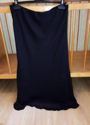 Супер нарядная шифоновая юбка berkertex