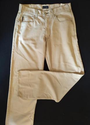 Armani jeans классические джинсы размер l