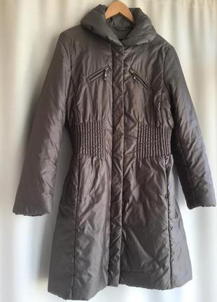 Betty barclay пальто зимнее, демисезонное/пуховик/куртка, синтепон