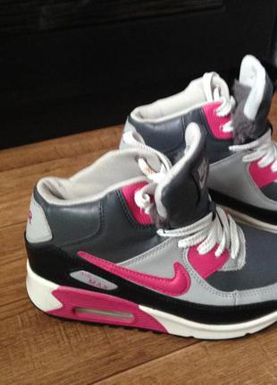 6ebebd70 Тёплые кроссовки nike air max Nike, цена - 499 грн, #3245543, купить ...