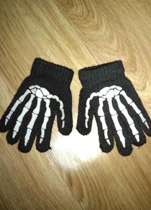 Перчатки 3-5лет