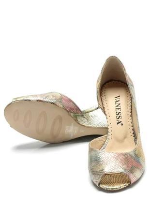 Туфли ванесса новые